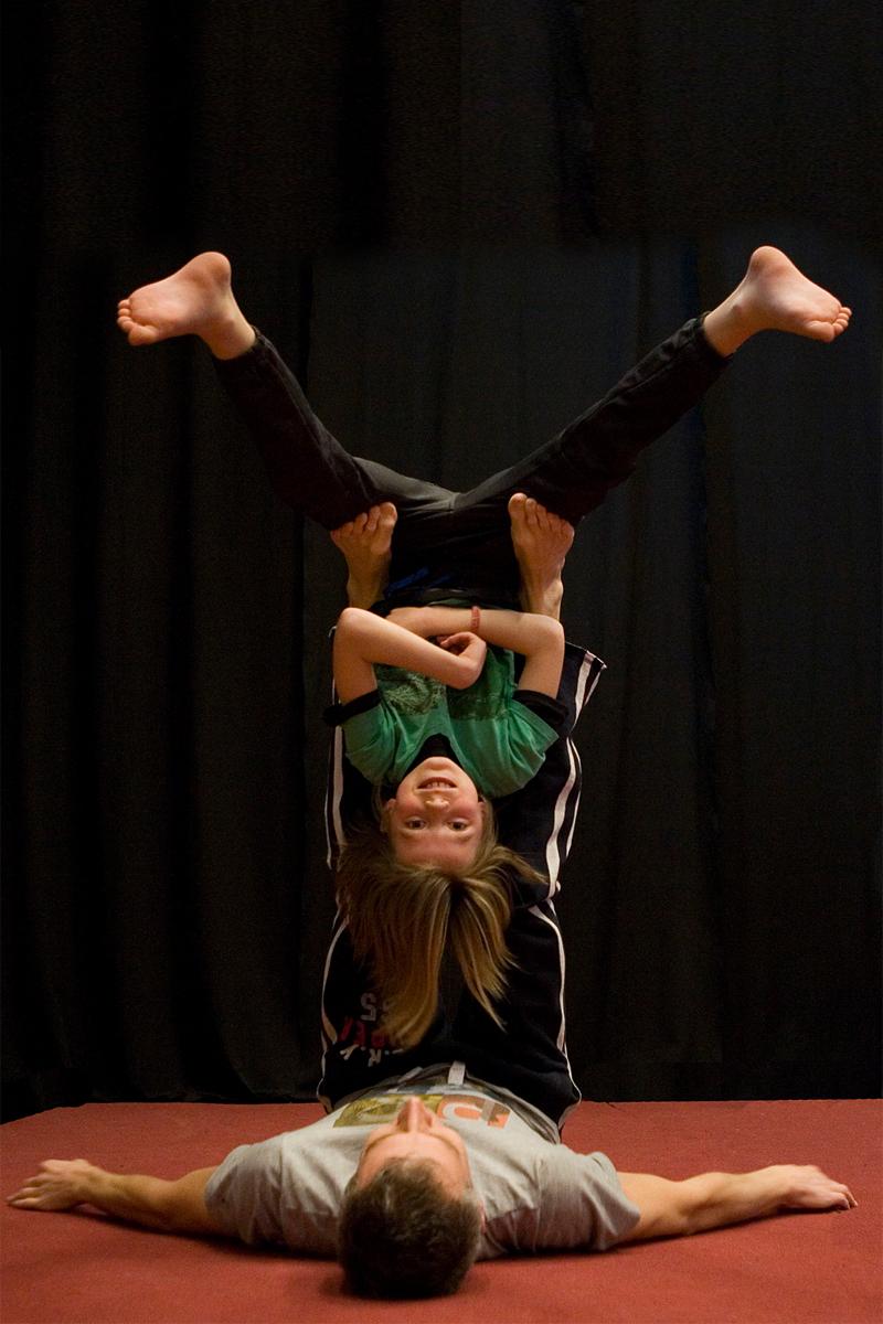 cursussen: acrobatiek