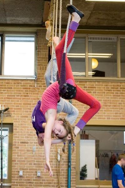 cursussen: trapeze