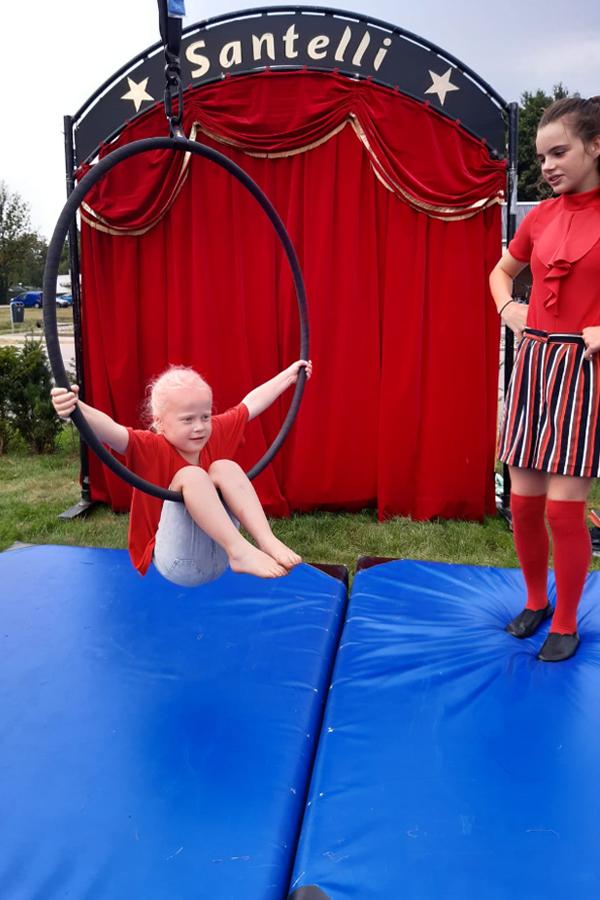 circus voor school